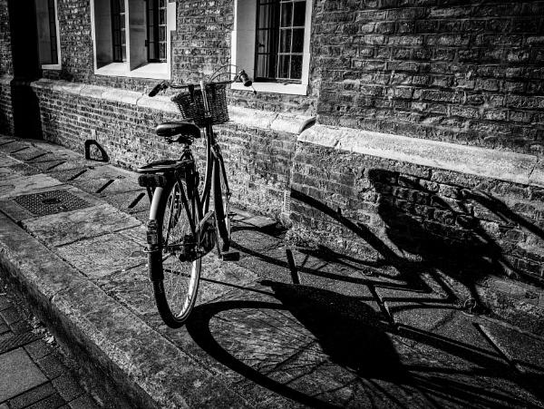 Lone Bike by Skyerocket