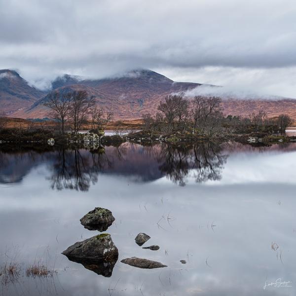 Lochan n\'ah Achlaise, Glencoe by LLCJ