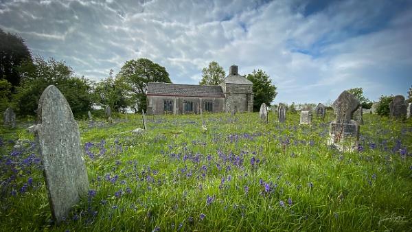 St Nectan\'s Chapel, Lostwithiel by LLCJ