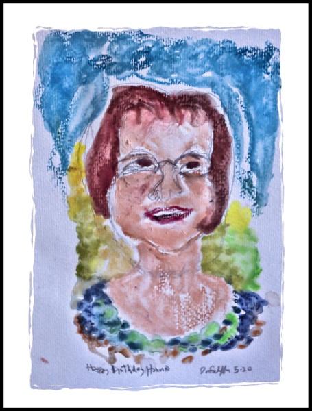Happy Birthday Hanna by DonSchaeffer
