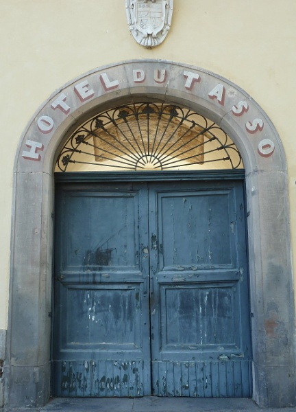 Hotel in Sorrento - possibly by Maple62