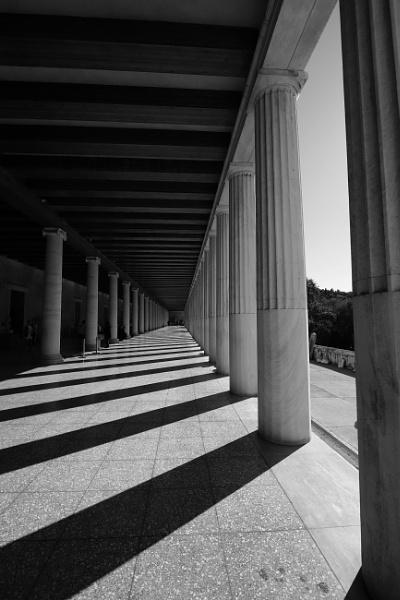THE STOA OF ATTALOS (2) by dimalexa