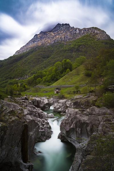 Valle Verzasca - Svizzera by Catest79
