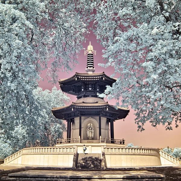 Peace Pagoda by AntHolloway