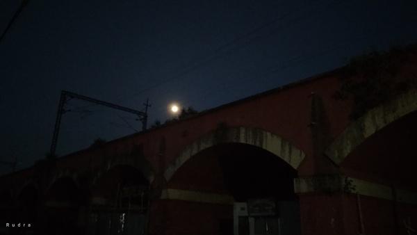 Flower moon by Rudranath
