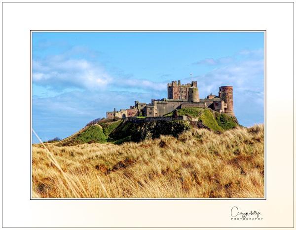 Bamburgh castle Northumberland by craggwildlifephotography
