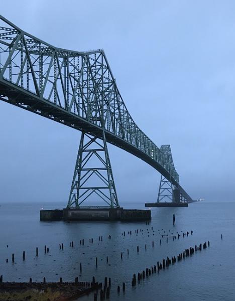 Bridge at Astoria by f4fwildcat