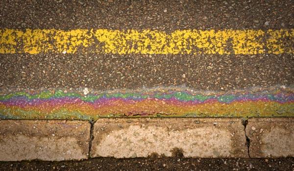 Urban Rainbow by paulsfrear