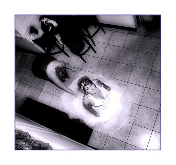 Helpful Bridesmaid by EG