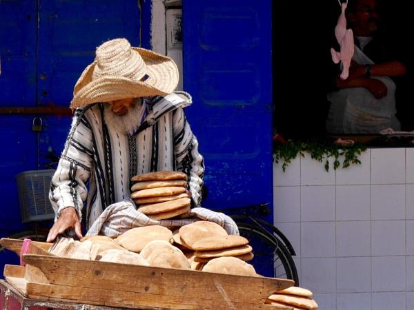 Street scene, Essaouira, Morocco by chrisdunham