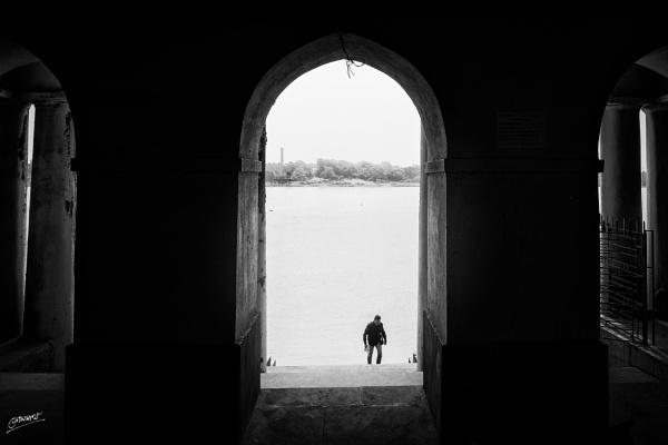 Distant horizon... by clicknimagine