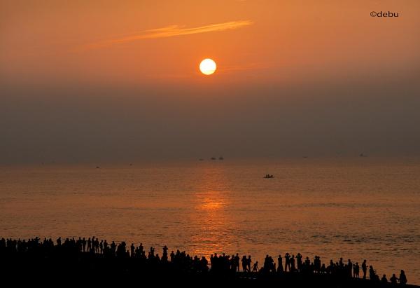 Sunrise viewers by debu