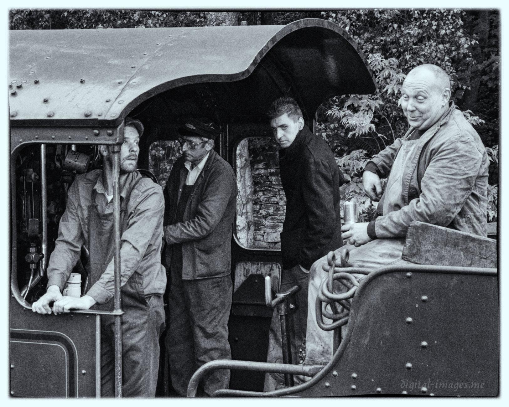 The Red Bull Railway