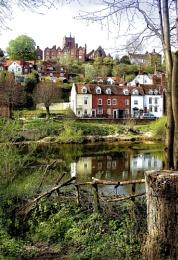 Bridgnorth, Shropshire.