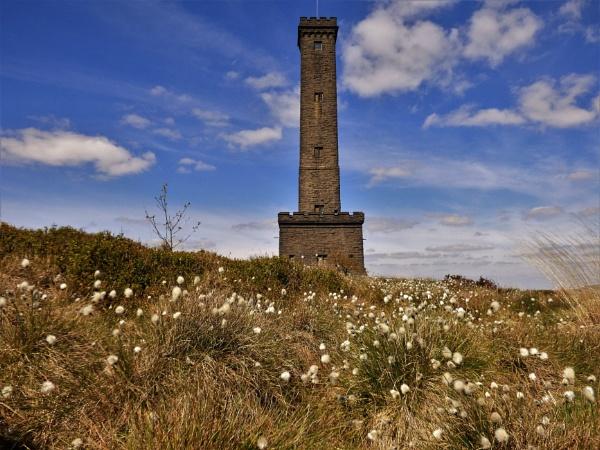 Peel tower by cookyphil