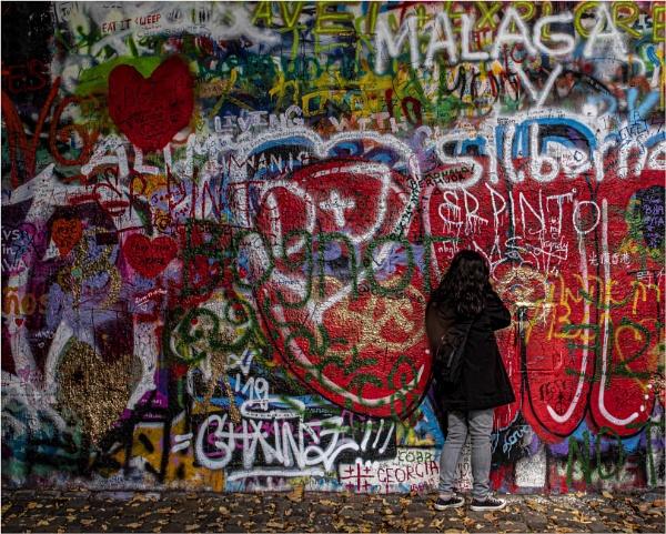 Graffiti Artist by Scippy