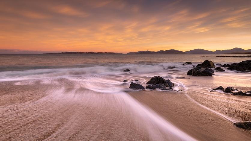 The Small Beach - Isle Of Harris