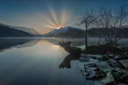 Snowdonia dawn