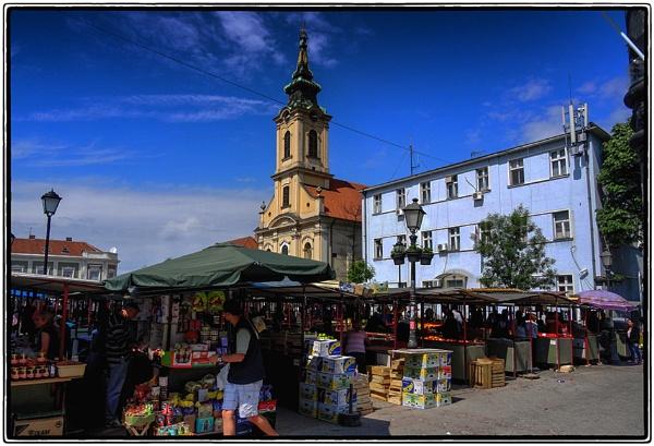 Market  place by nklakor