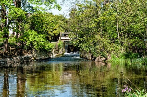 Grey\'s Mill Lock by NevJB