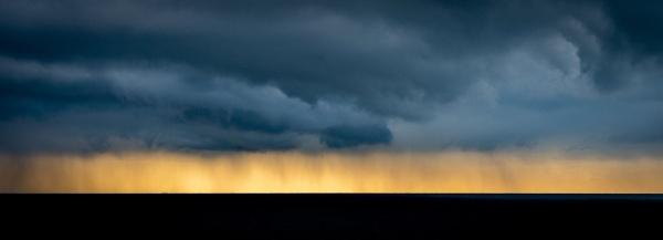 Rain coming in...Cullercoats by Skyerocket