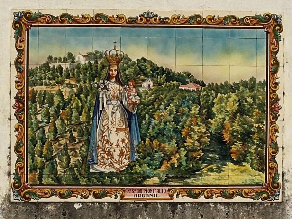 Nossa Senhora de Mont\'Alto by jacomes