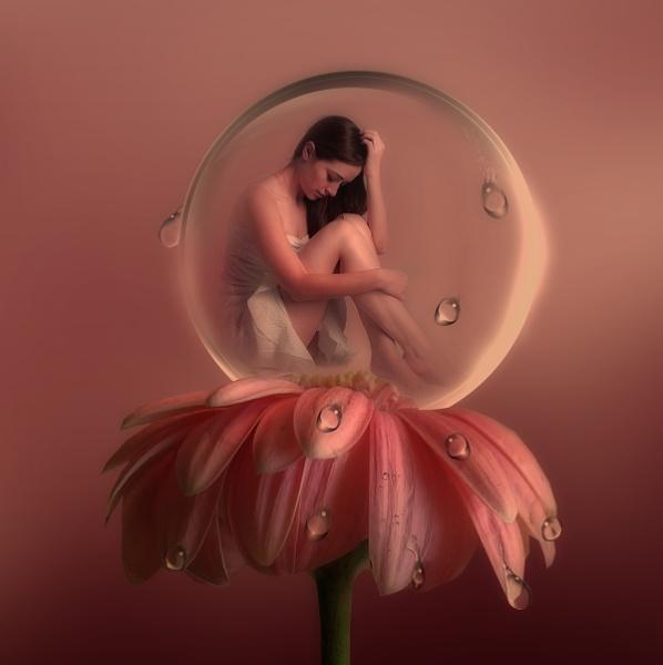 loneliness by clintnewsham