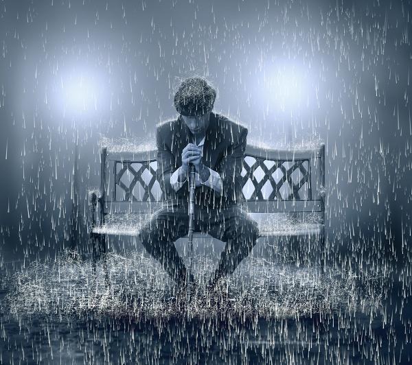 Rain Man by clintnewsham