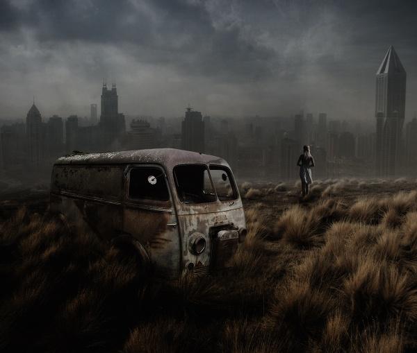 Beyond the city by clintnewsham