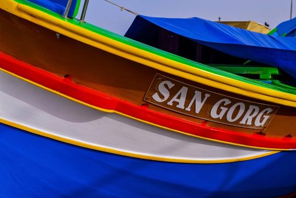 SAN GORG (ST GEORGE) MALTA\'S COLOUR PALETTE by Edcat55