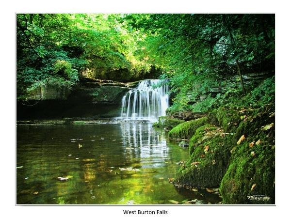 West Burton Falls by shedhead