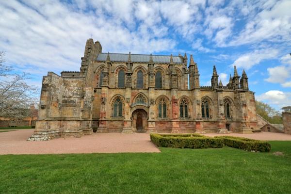 Roslin Chapel. Midlothian Scotland. by Adrian57