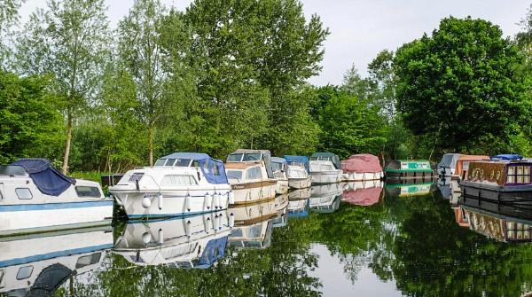 River Reflections by bluetitblue