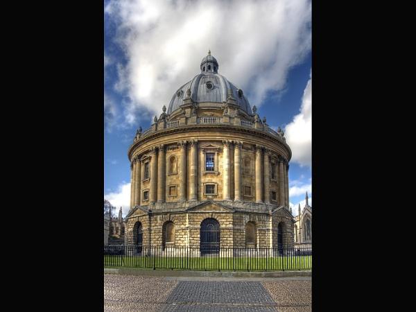 Radcliffe Camera Oxford by stevenb