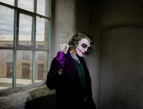 The joker by karen1961