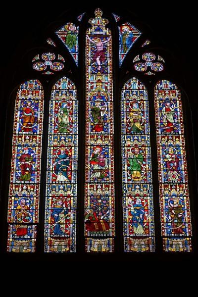 All Saints Church London by StevenBest