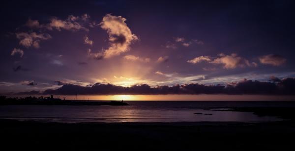 Morning Light - Fuerteventura by Yogendra