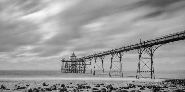 Clevedon Pier by Kilmas