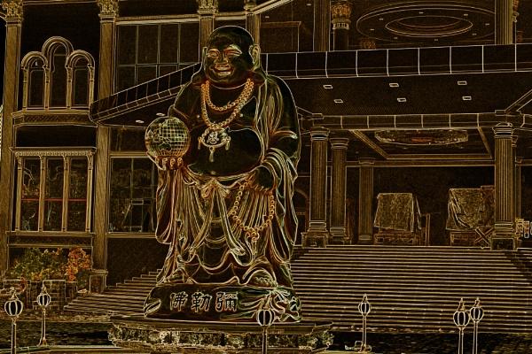 Maha Vihara Maitreya Kalimantan Barat  (best viewed large. by gconant