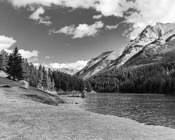Two Jack Lake by pdunstan_Greymoon