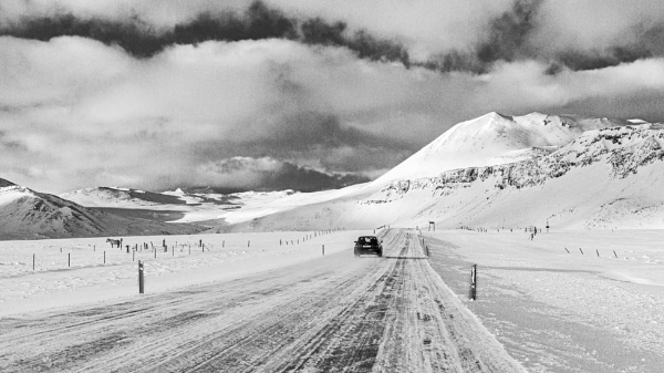 Somewhere on Route 1, Iceland by pdunstan_Greymoon