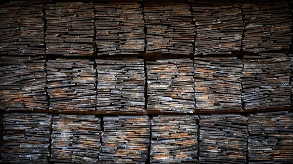 Wood Pile by hobbs