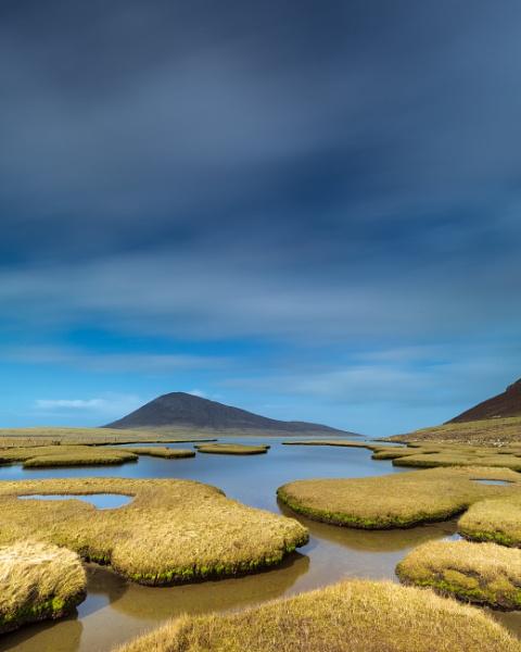 Salt Flats - Isle Of Harris by Philpot