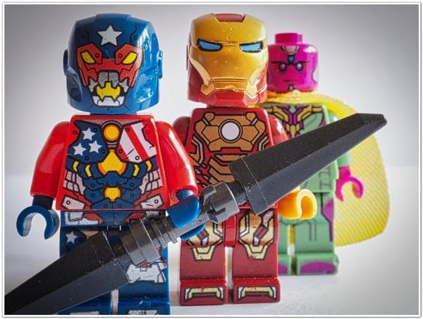 Avengers Assembled by DaveRyder