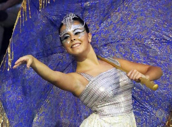 Fiesta Dancer by mikekay