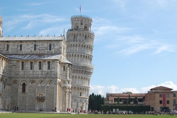 Pisa by Maple62