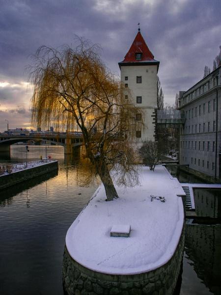 Prague by Owdman