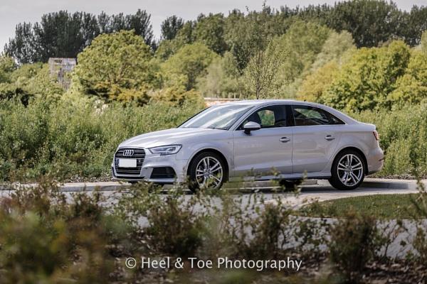 Audi A3 under lockdown by matthewwheeler