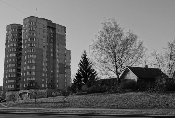Neighborhood by SauliusR