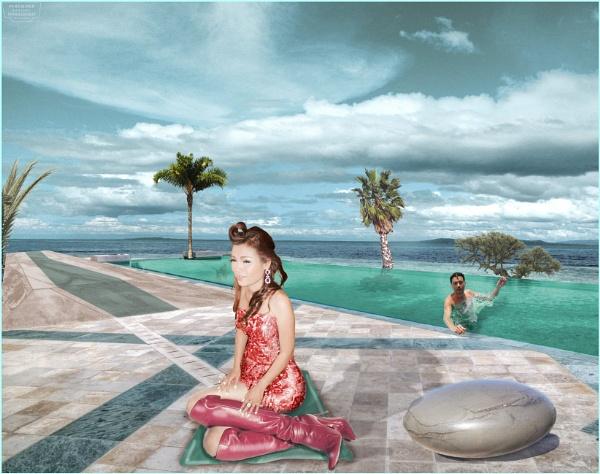 Corona - virtual Holiday by yuaho